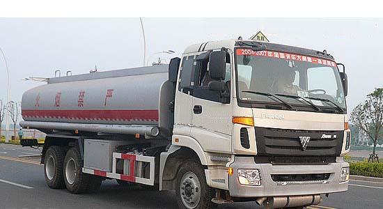 福田后双桥加油车(22-25立方)