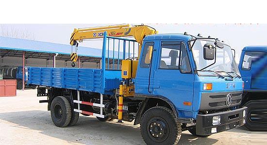 东风145随车吊( 5-8吨吊)