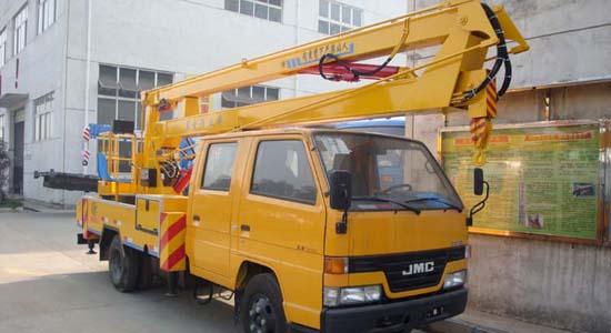 江铃高空作业车(12-16米)