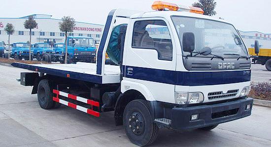 JDF5071TQZ型清障车