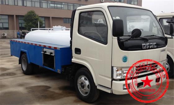 蓝牌小型高压清洗车
