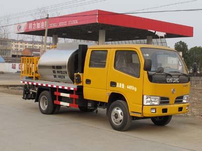 程力威牌CLW5040GLQ4型沥青洒布车